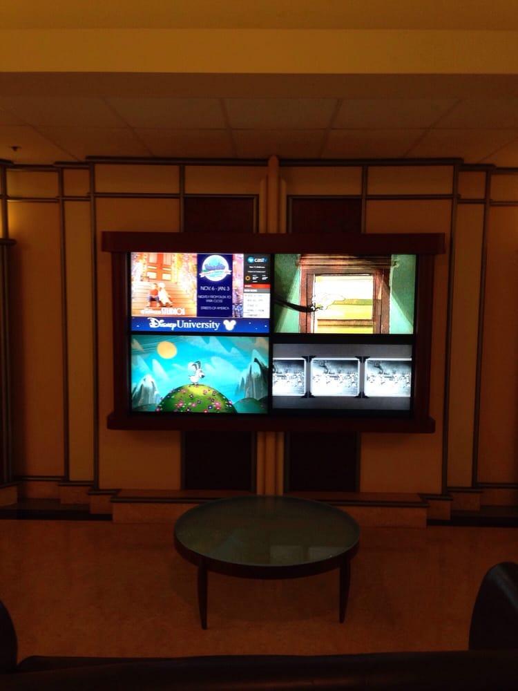 Disney University: 5500 Center Dr, Winter Garden, FL
