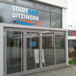 Stadtbad Ditzingen - Swimming Pools - Hohenstaufenstr  3, Ditzingen