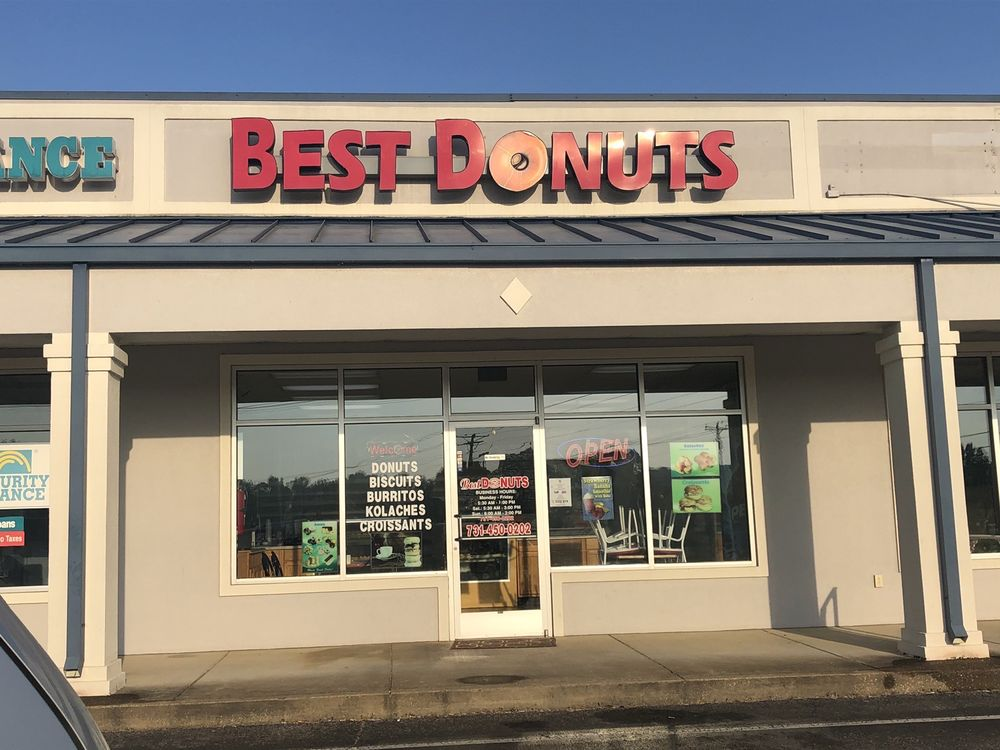 Best Donuts: 759 W Church St, Lexington, TN