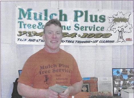 Todd's Tree & Crane Service: 361 E Samaria Rd, Temperance, MI