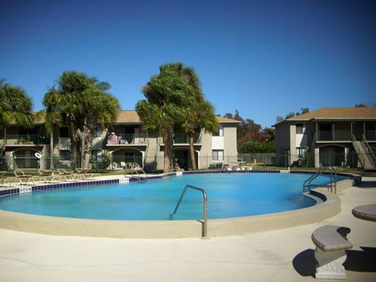 Photo Of Paradise Cay Apartments Melbourne Fl United States Community Pool