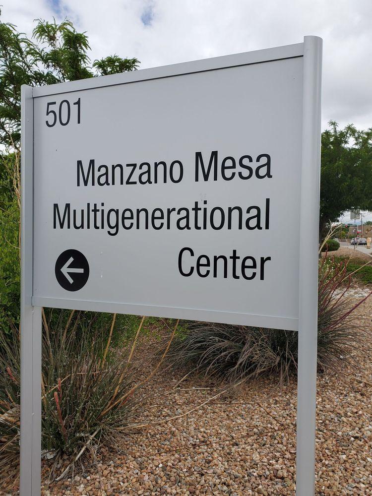 Manzano Mesa Multi-Generational Center