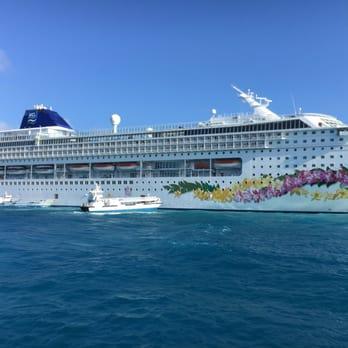 New Norwegian Getaway Christened in Miami, Florida | Popular Cruising ~ The  Leader in VIDEO Cruise Reviews