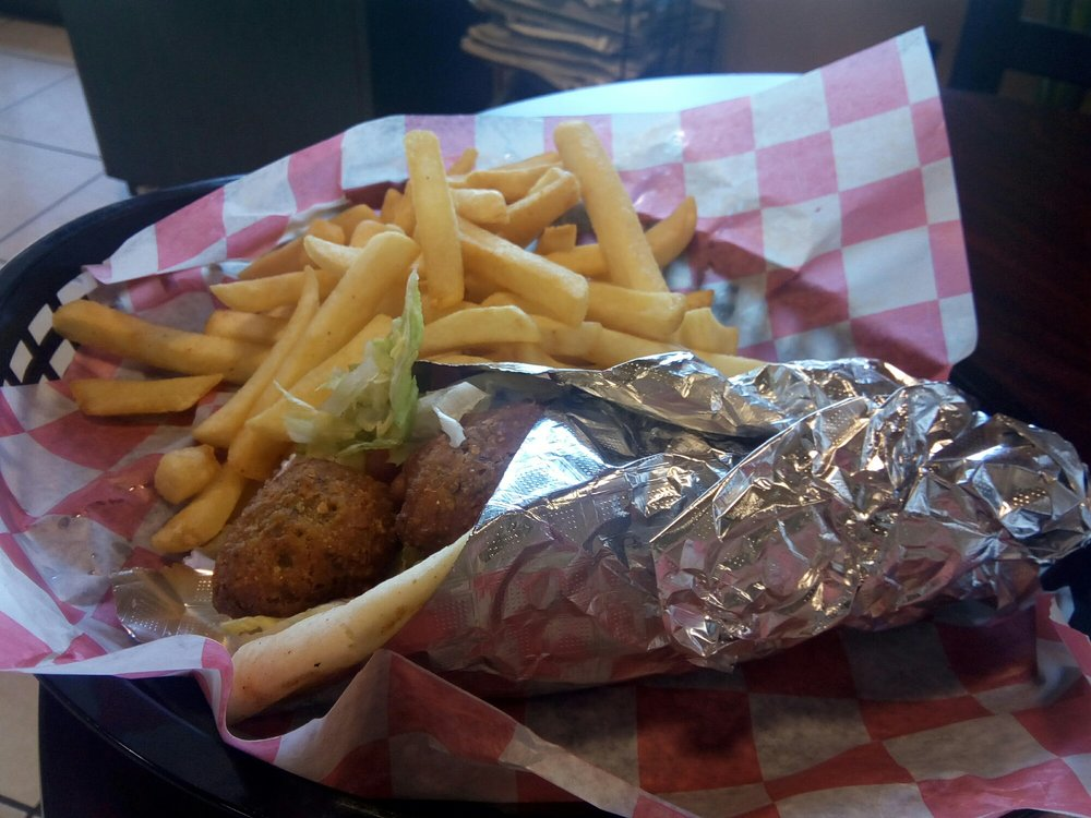 Food from The Sub Spot