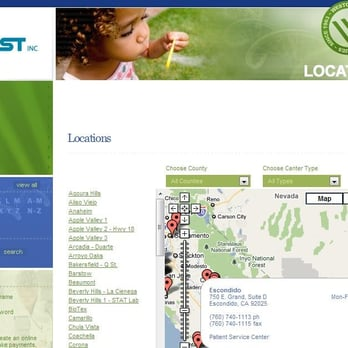 Westcliff Laboratories - Laboratory Testing - 750 E Grand Ave ...