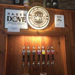 Naked Dove Brewery Canandaigua, NY - Cross on Culture
