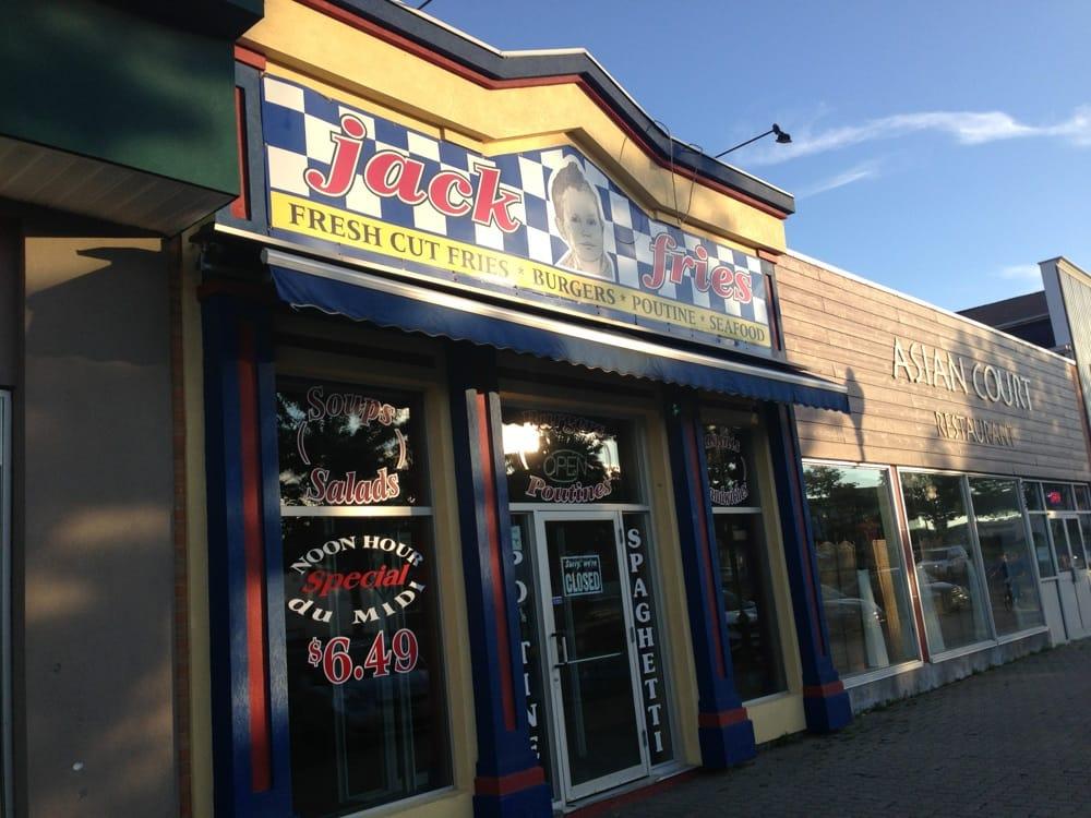 Jack Fries: 233 Broadway, Grand Falls (Grand-Sault), NB
