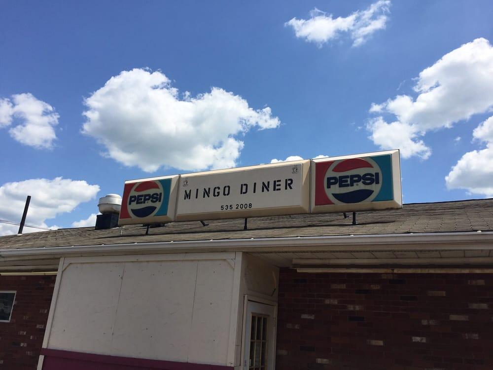 Mingo Diner: 2210 Commercial St, Mingo Junction, OH