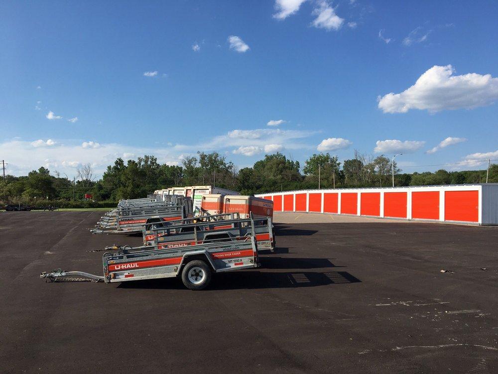 U-Haul Moving & Storage - Waterford - Truck Rental - 3541 & 3547