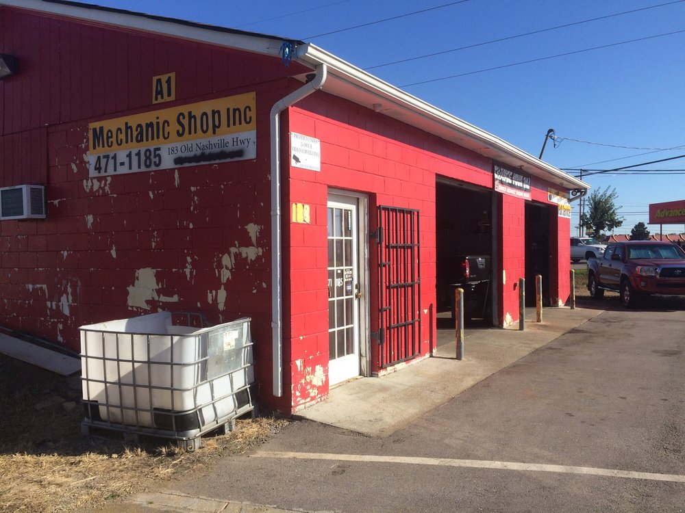 A1 Mechanic Shop: 183 Old Nashville Hwy, La Vergne, TN