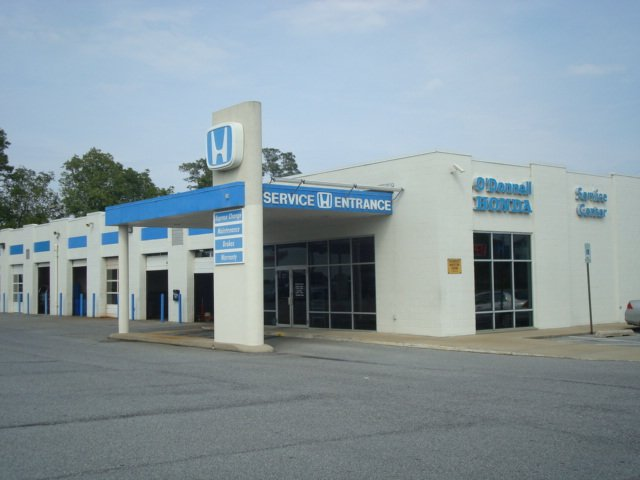 Photo Of Ou0027Donnell Honda Collision Repairs U0026 Service Center   Catonsville,  MD,