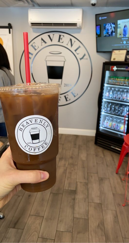 Heavenly Coffee: 268 Atlantic Ave, Lynbrook, NY