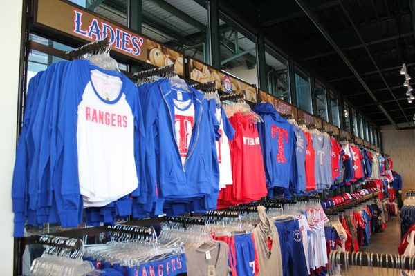 best sneakers bfcd3 2289f Texas Rangers Team Shop - Sports Wear - 1000 Ballpark way ...