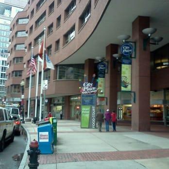 Food Court Stuart Street Boston