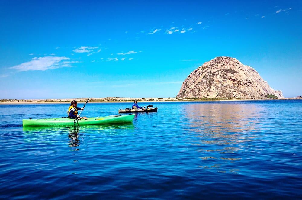 Rock Kayak