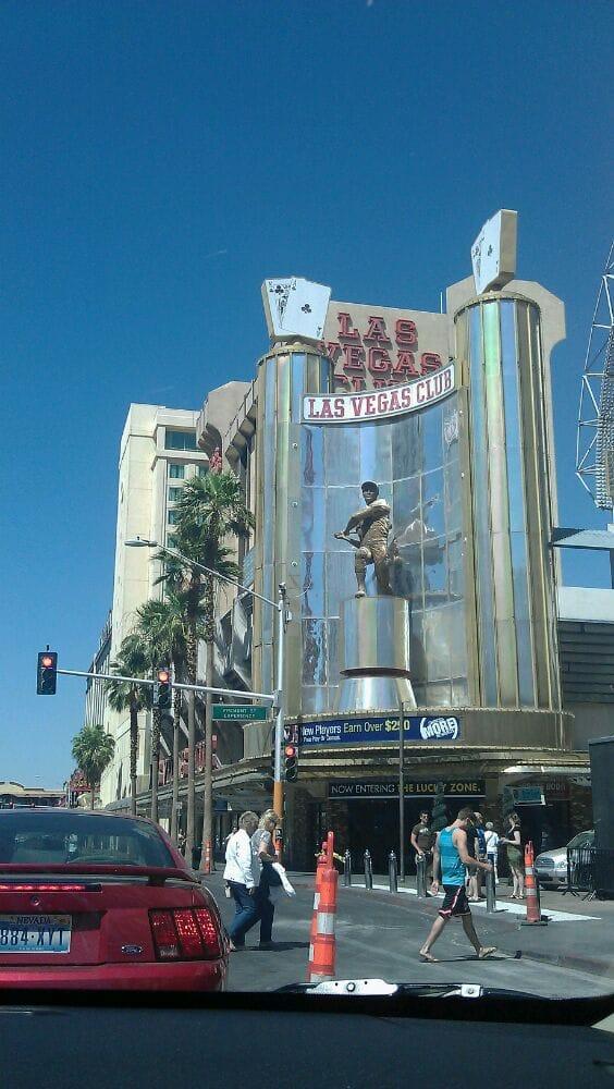 las vegas club hotel & casino las vegas nv