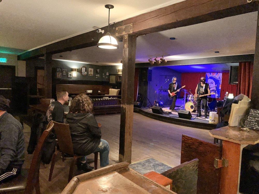 Caspar Pub House: 14957 Caspar Rd, Caspar, CA