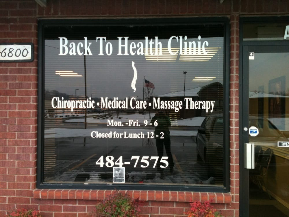Back To Health Clinic: 6800 Dallas St, Fort Smith, AR