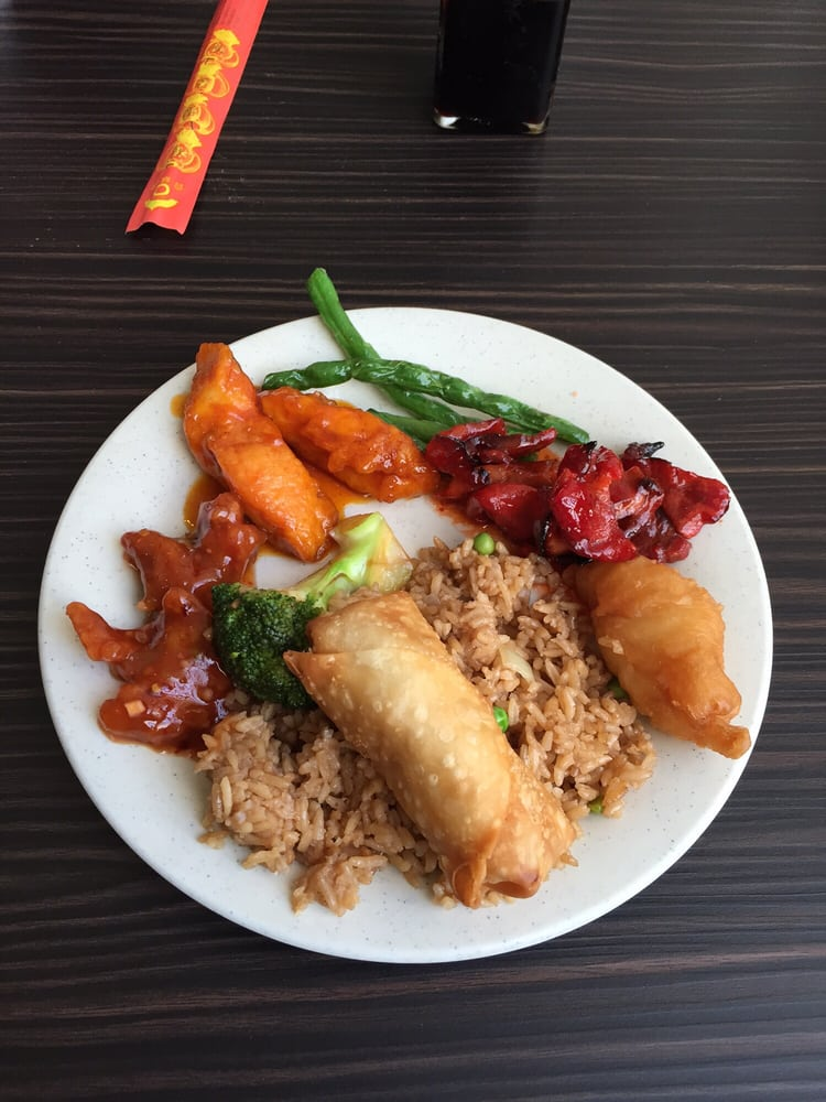 Huge selection. Great as far as buffet food goes. Worth the price. Polite staff. No complaints. Even if you're not too hungry, you won't feel robbed at just $12 for the buffet.5/10(49).