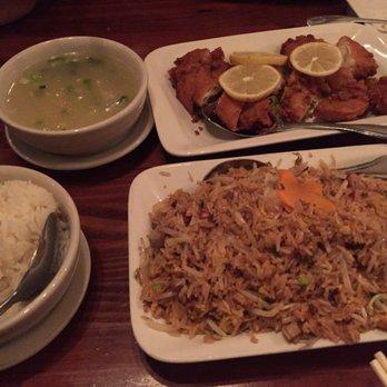 Chinese Food Montrose Houston