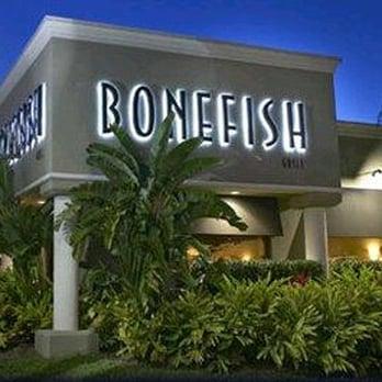 Bone Fish Grill - Orlando / Florida Guide