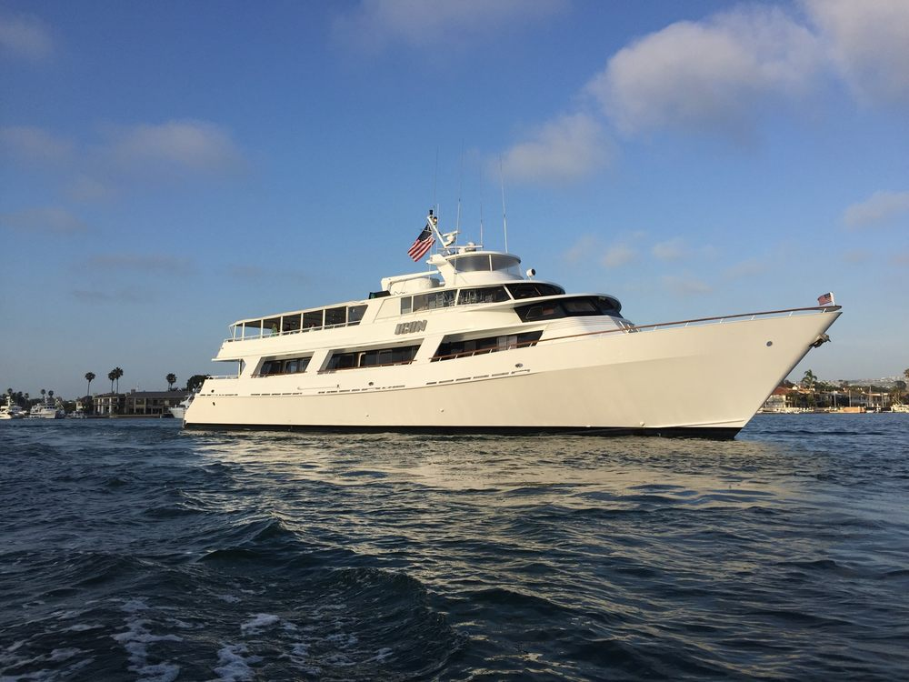 Photo Of Charter Yachts Newport Beach Ca United States