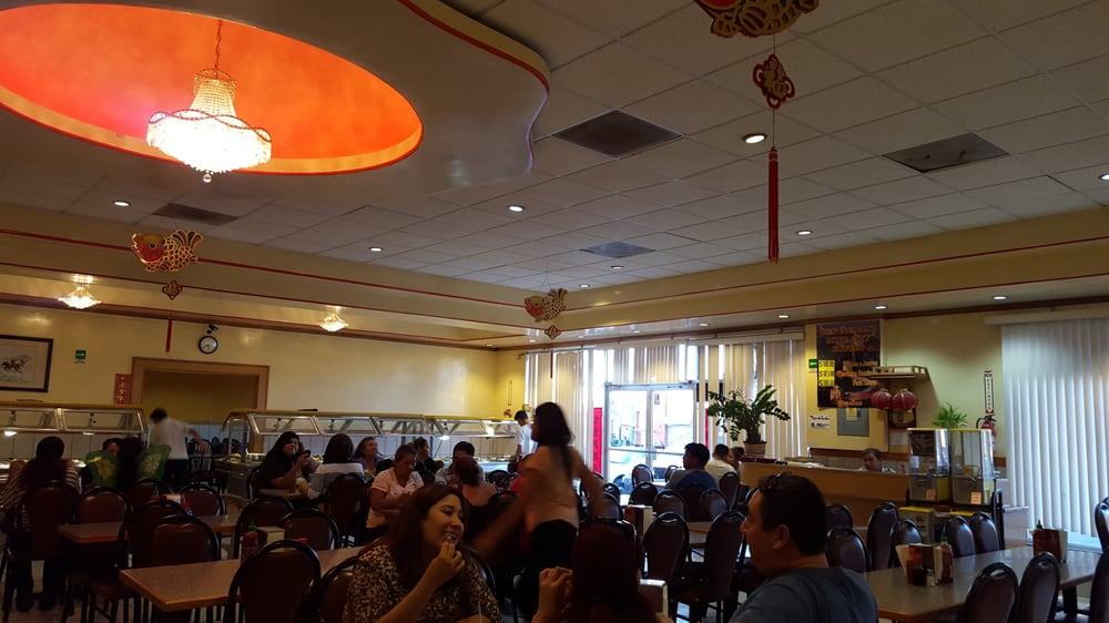 Ming City Buffet: Av. Nueva Aurora 7200, Tijuana, BCN