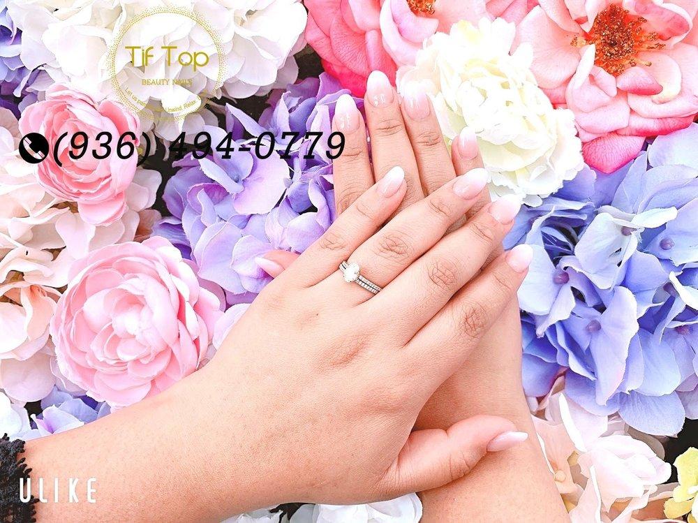 Tif Top Beauty Nails: 850 S Loop 336 W, Conroe, TX