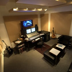 Uptempo Music & Audio Post - Recording & Rehearsal Studios