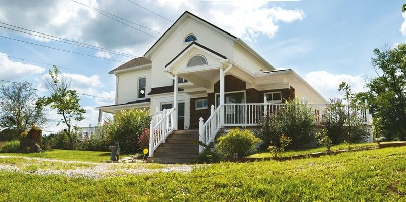 Presidio Pines Bed & Breakfast: 3152 Oxford-Trenton Rd, Oxford, OH
