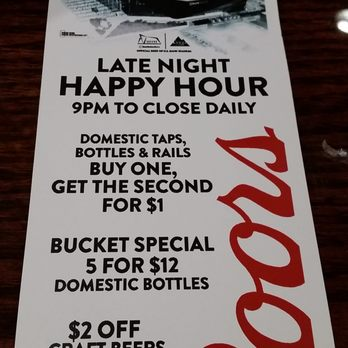 Happy hour deals maple grove mn