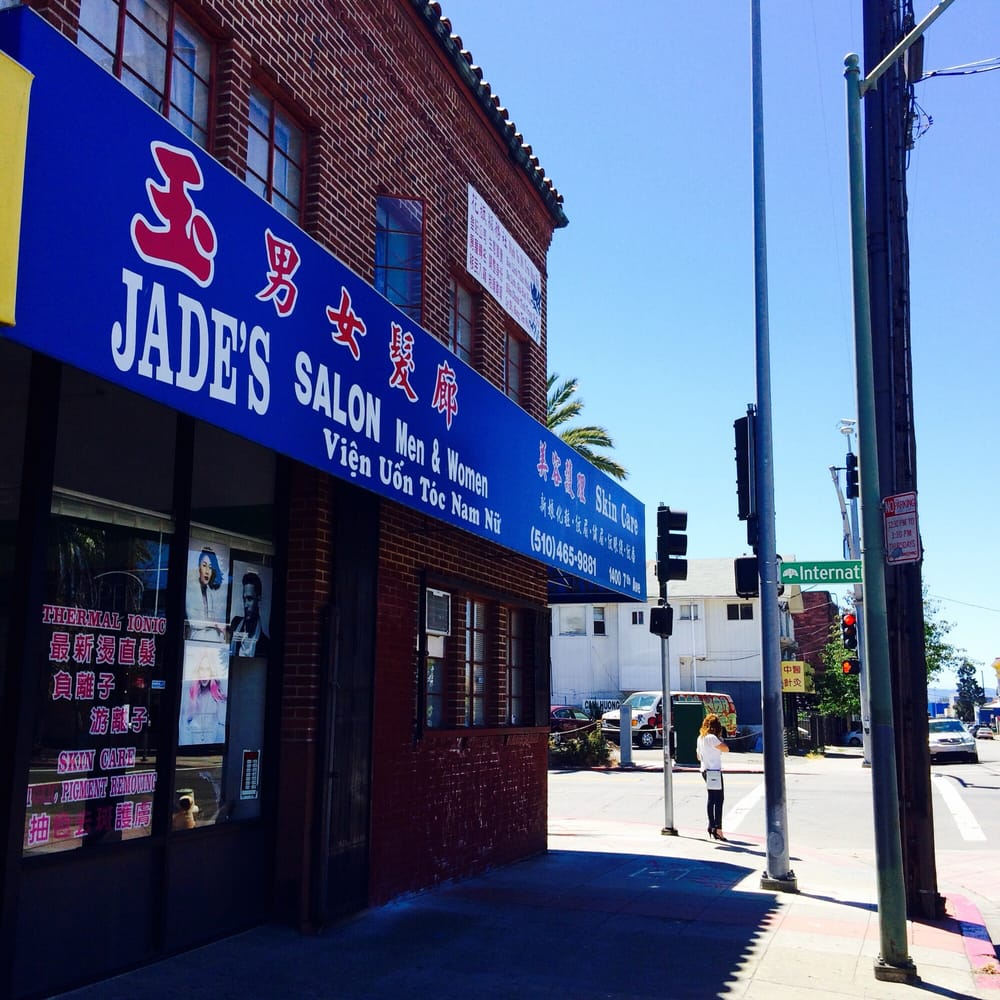Jade salon 46 reviews kappers 1400 7th ave east for 1662 salon east reviews
