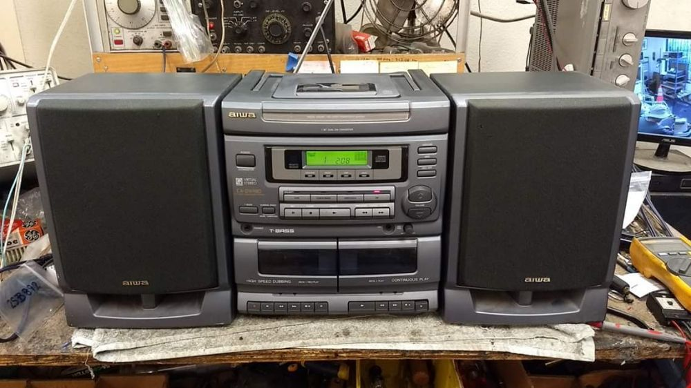 The 90s brought us mini Hi-Fi systems  Now they're aging and