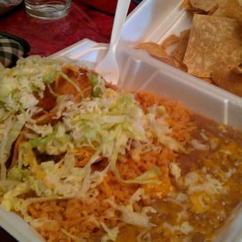 Drive Thru Mexican Food Sacramento