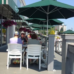 Photo Of Dockside Deli   Port Washington, WI, United States. Outdoor Dining