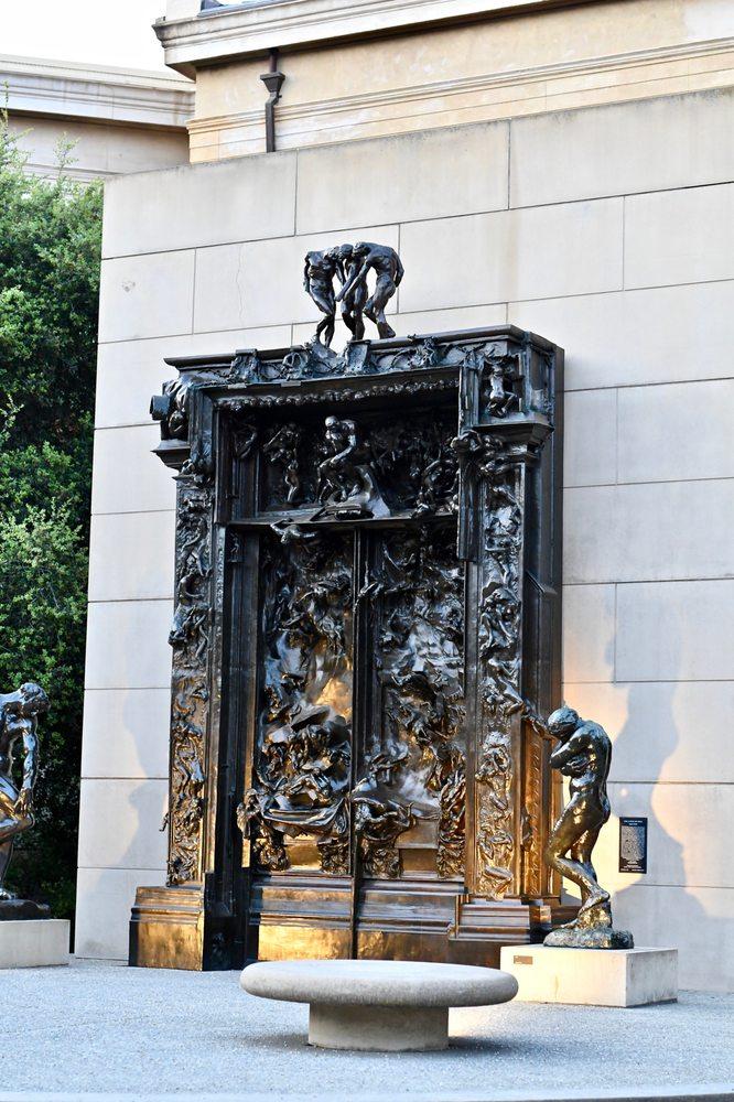 Social Spots from Rodin Sculpture Garden