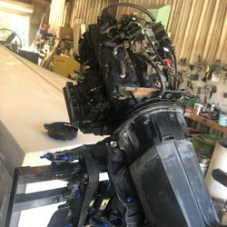 Photo of Quality Outboards & Boatworks - Englewood, FL, United States. Mercury Outboard