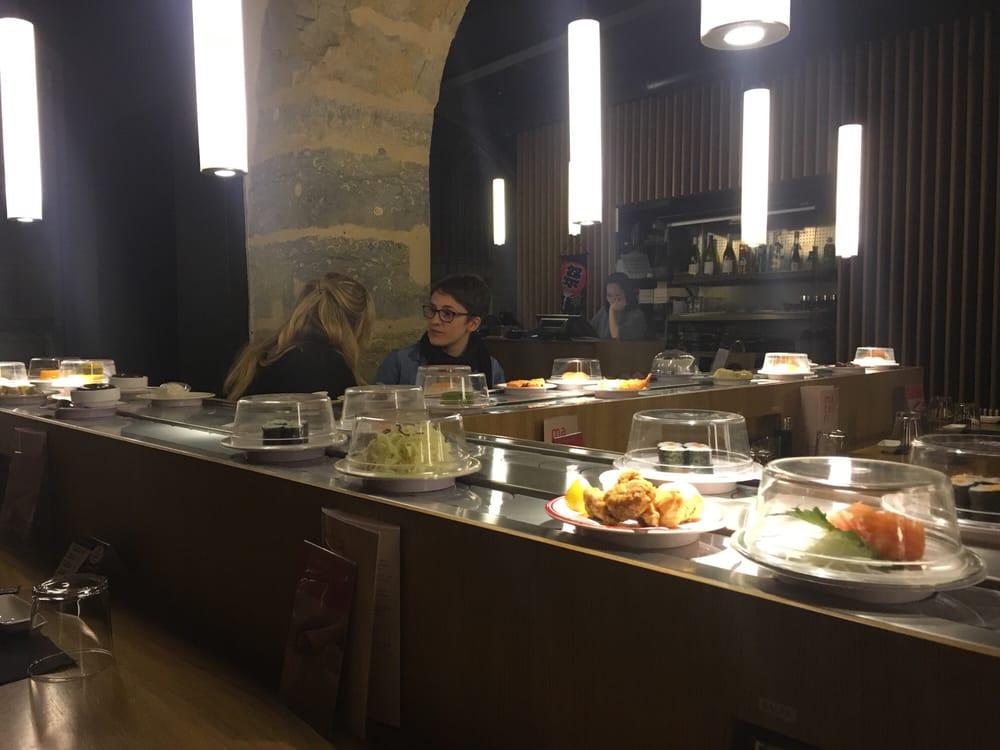 Matsuri 22 photos 98 avis restaurant japonais 7 - Restaurant japonais cuisine devant vous ...