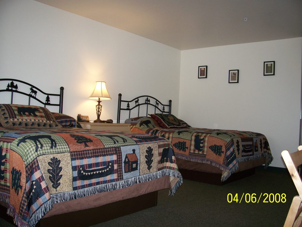 Antlers Motel: 268 Main St - Hwy 36, Chester, CA
