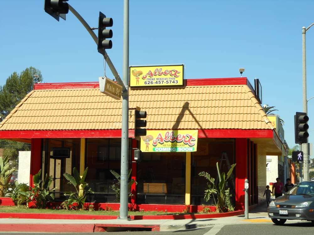 Mexican Food Alhambra Ca