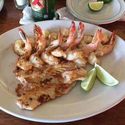Photo Of Restaurant La Candela Cozumel Quintana Roo Mexico Delicious Fish And