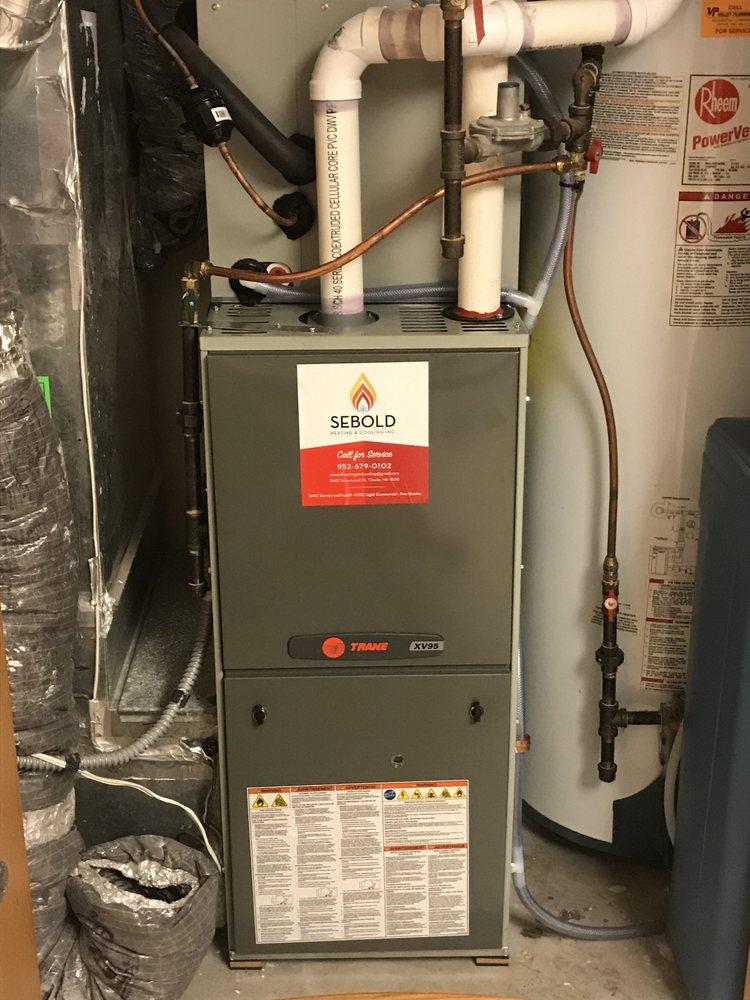 Sebold Heating and Cooling: 9540 Timberwood Rd, Chaska, MN