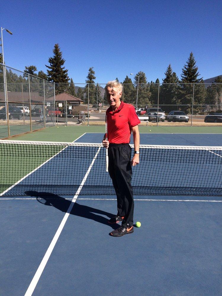 Wayne Emerick Tennis Professional