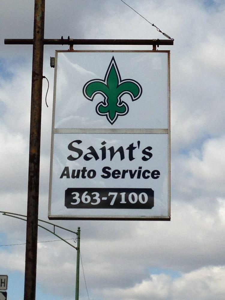 Saint's Auto Service