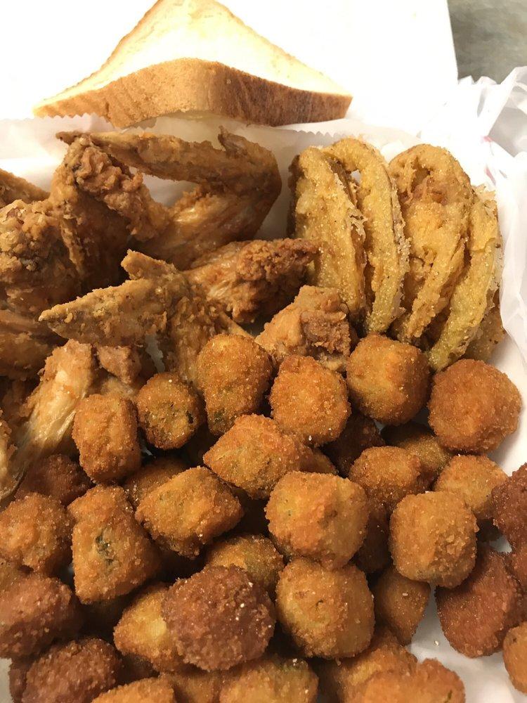 Green Acres Cafe Centerpoint: 2405 Center Point Pkwy, Birmingham, AL