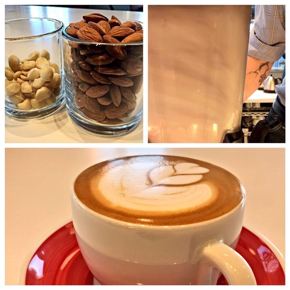 Social Spots from Harbinger Coffee