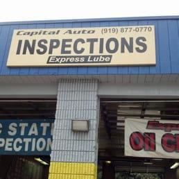 Capital Auto Inspections Olieskift 3617 Capital Blvd