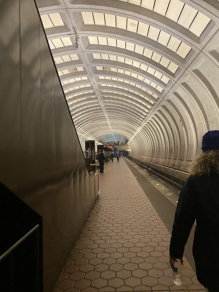 Friendship Heights Metro Station: 5337 Wisconsin Ave NW, Washington, DC, DC