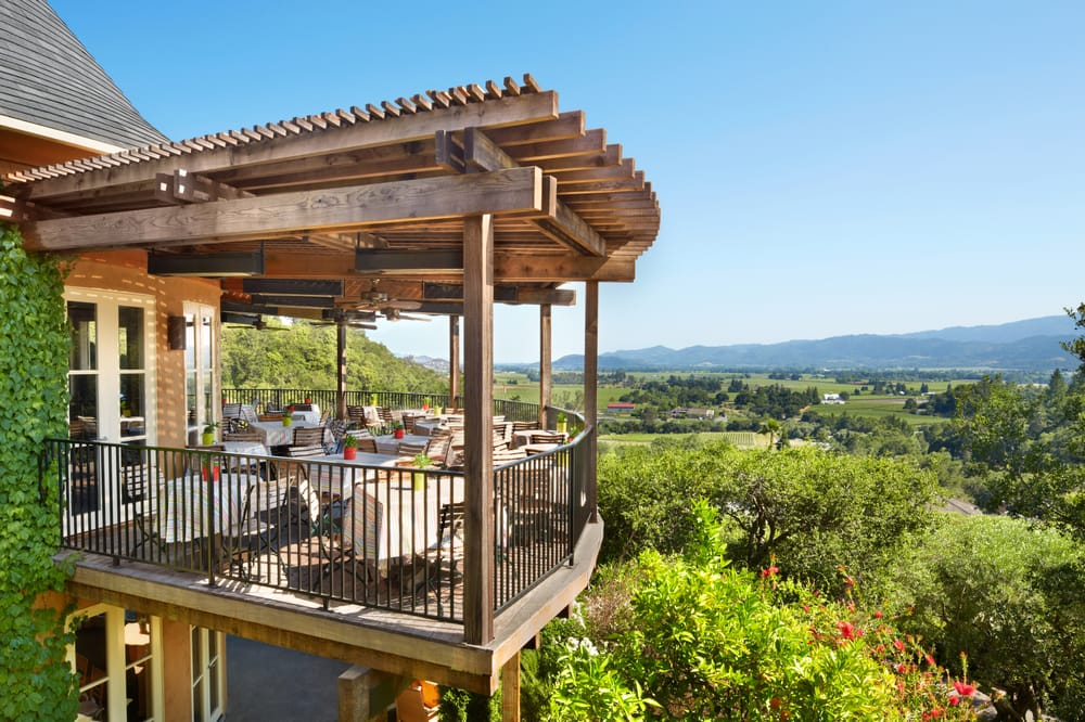 Best Napa Wineries With Food