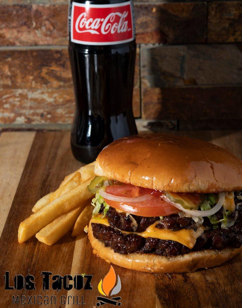 Los Tacoz Mexican Grill: 2603 N Mesa St, El Paso, TX